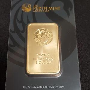 1 Ounce Pure Gold Bullion